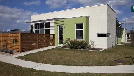 SOL Austin :: Modern Austin Homes :: Contemporary Home 3/2 1505