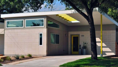 sol austin :: modern austin homes :: modern homes austin 1140